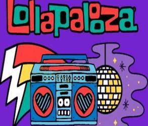Lollapalooza 2020 - Lolla Pass (Entrada para 3 dias)